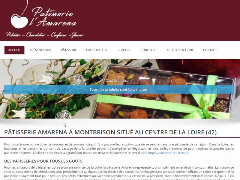 Pâtisserie l'Amarena